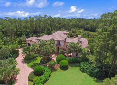 West Palm Beach Single Family Home For Sale: 14070 Caloosa Boulevard