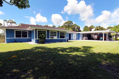 Single Family Home For Sale: 8206 Lakeland Boulevard