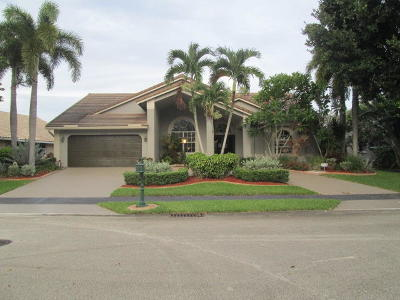 Coral Springs FL Single Family Home Contingent: $509,900