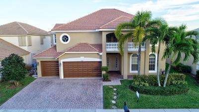 West Palm Beach Single Family Home Contingent: 3888 Hamilton Key