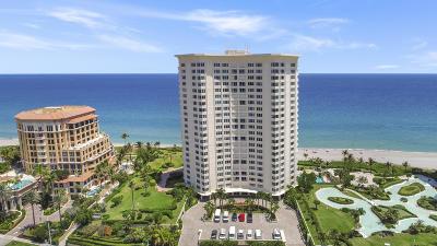 Boca Raton Condo For Sale: 500 S Ocean Boulevard #609