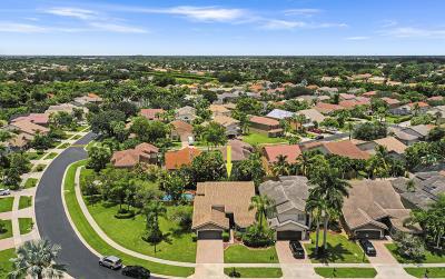 Boca Raton Single Family Home For Sale: 10325 Buena Ventura Drive