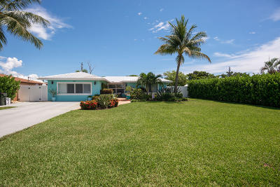 Delray Beach Single Family Home For Sale: 527 Jaeger Drive