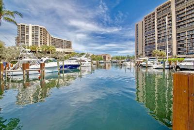 Dalton Place, Dalton Place Condo, Dalton Place Condo I, Dalton Place, Boca Highlands Rental For Rent: 4748 S Ocean Boulevard #3b