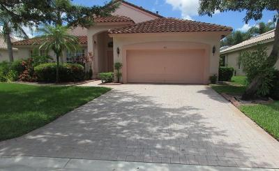 Port Saint Lucie Single Family Home For Sale: 431 NW Coolwater Court