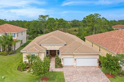 Martin County Single Family Home For Sale: 6542 SW Key Deer Lane