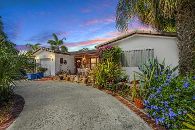 Boca Raton Single Family Home For Sale: 1199 NE 3rd Avenue