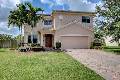 Martin County Single Family Home For Sale: 1880 NW Waterwillow Way