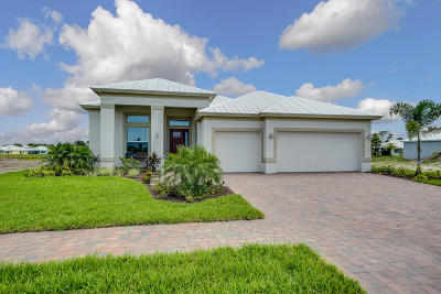 Vero Beach Single Family Home For Sale: 1099 2nd Manor SW