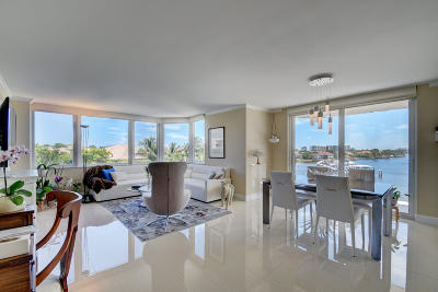 Regency Highland, Regency Highland Club, Regency Highland Club Condo Condo For Sale: 3912 S Ocean Boulevard #410