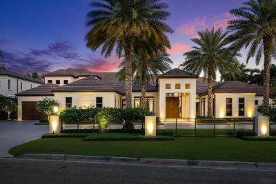 Boca Raton Single Family Home For Sale: 1788 Royal Palm Way