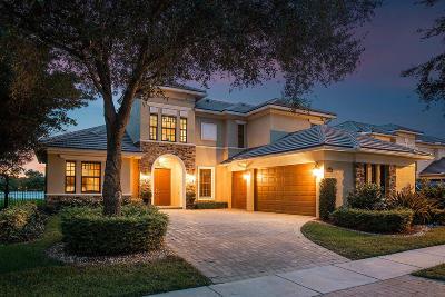 Boynton Beach Single Family Home For Sale: 8881 Equus Circle