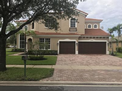 Lake Worth Single Family Home For Sale: 5141 Forest Dale Drive
