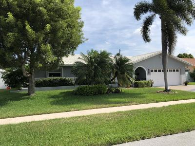 Boca Raton Single Family Home For Sale: 1560 NW 11th Street