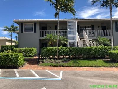 Boynton Beach Condo For Sale: 12 Stratford Drive E #A