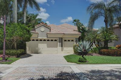Delray Beach Single Family Home For Sale: 16167 Via Monteverde Drive