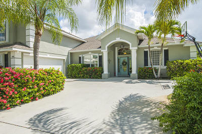 Vero Beach Single Family Home Contingent: 540 45th Court SW