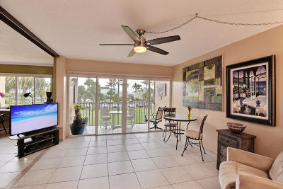 Fort Pierce Condo For Sale: 2400 S Ocean Drive #724