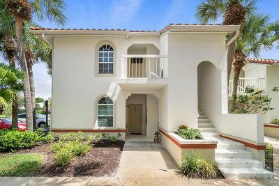 Palm Beach Gardens Condo For Sale: 124 Cypress Pointe Drive #D
