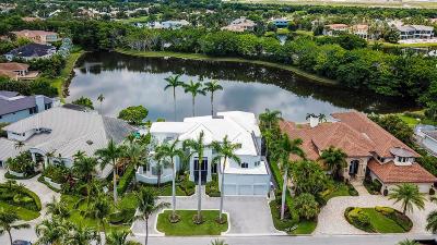 Boca Raton Single Family Home For Sale: 17027 Brookwood Drive
