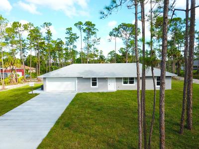 Loxahatchee Single Family Home For Sale: 16179 88th Road