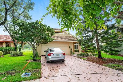 Boca Raton Single Family Home For Sale: 10583 Santa Laguna Drive