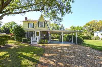 Vero Beach Single Family Home For Sale: 1945 38th Avenue