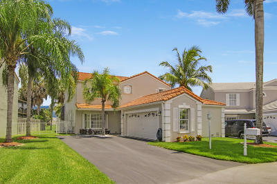 Boca Raton Single Family Home For Sale: 21440 Sawmill Court
