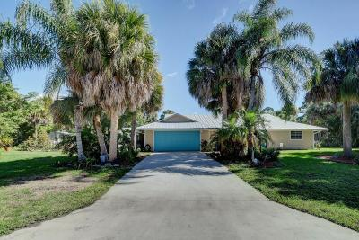 Single Family Home For Sale: 3927 SW Sailfish Drive