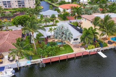 Boca Raton Single Family Home For Sale: 771 Glouchester Street