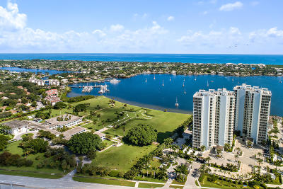 North Palm Beach Townhouse For Sale: 118 Water Club Way
