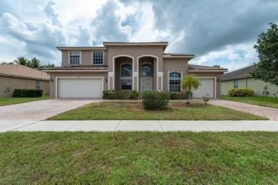 West Palm Beach Single Family Home For Auction: 1469 Stonehaven Estates Drive