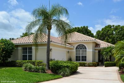 St Lucie County Single Family Home For Sale: 8413 Belfry Place