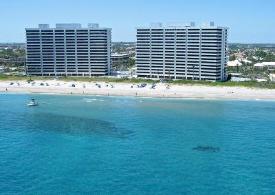 Boca Raton  Condo For Sale: 1400 S Ocean Boulevard #N-1405
