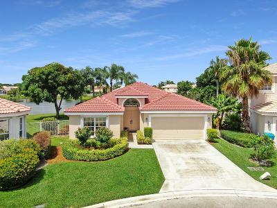 Boynton Beach Single Family Home For Sale: 7279 Norwich Lane