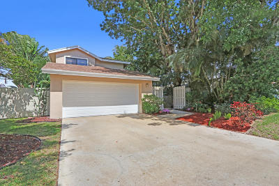 Delray Beach Single Family Home For Sale: 1110 NW 18th Avenue