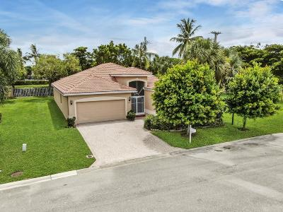 Delray Beach Single Family Home For Sale: 7466 Viale Caterina
