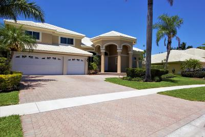 Boca Raton Single Family Home For Sale: 20039 Ocean Key Drive