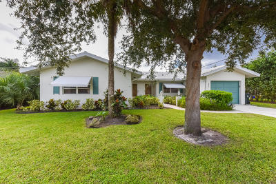 Boca Raton Single Family Home For Sale: 250 SW 9th Avenue