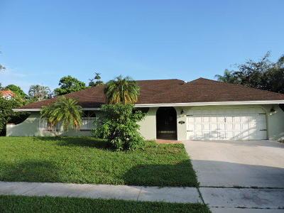 Wellington Single Family Home For Sale: 12643 Buckland Street