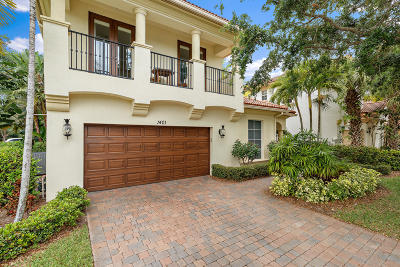 Palm Beach Gardens Single Family Home For Sale: 1401 Barlow Court