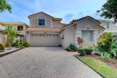 Boca Raton Single Family Home For Sale: 6298 Brava Way