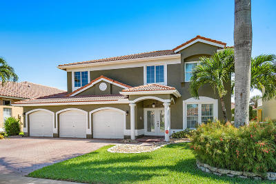 Boca Raton Single Family Home For Sale: 10831 Tea Olive Lane