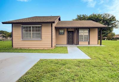 Tamarac Single Family Home For Sale: 5730 NW 55th Lane