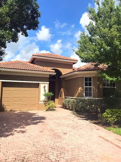 St Lucie County Single Family Home For Sale: 684 NW Stanford Lane