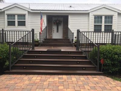 Okeechobee Single Family Home For Sale: 11773 SE Us Highway 441