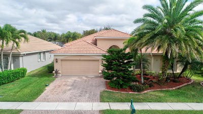 Lake Worth Single Family Home For Sale: 6818 Milani Street