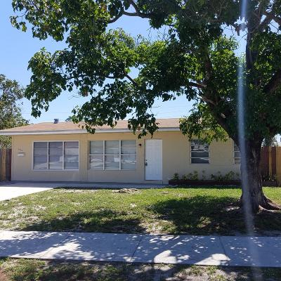Pompano Beach Single Family Home For Sale: 2510 NE 7th Terrace
