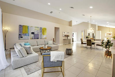 Boca Raton Single Family Home For Sale: 21660 Hammock Point Drive