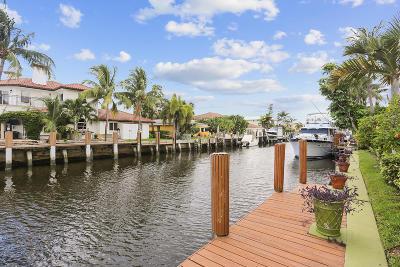 Boca Raton Single Family Home For Sale: 5698 NE 7th Avenue